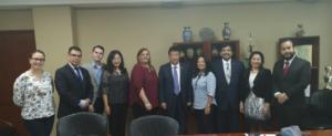 ICAP amplía vínculos de cooperación interuniversitaria en Panamá