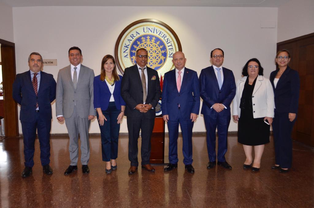 ICAP firmó convenio con Universidad de Ankara