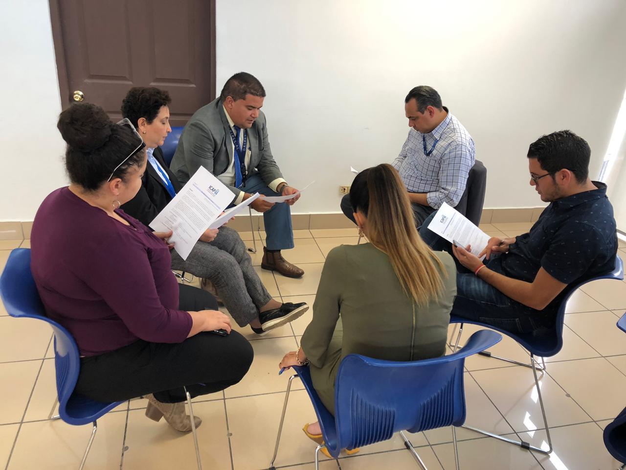 36 autoridades de la CCSS reciben taller sobre pensamiento distintivo, prospectivo y liderazgo