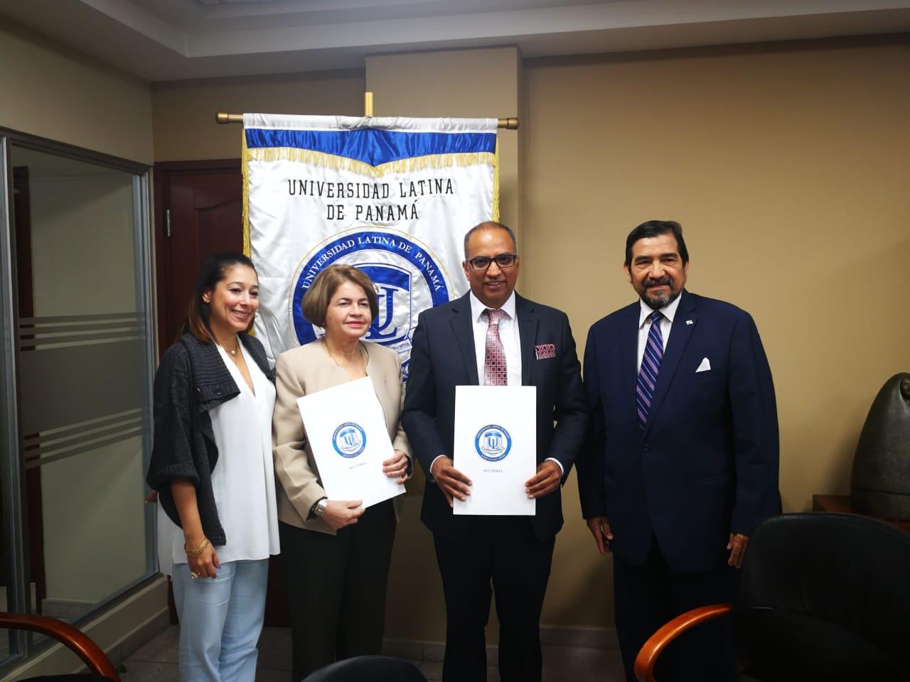 ICAP fortalece vínculos de cooperación en Panamá a través de la articulación de programas formativos