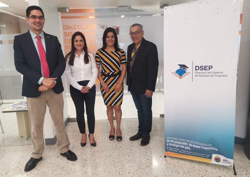 ICAP promovió programas académicos en Honduras