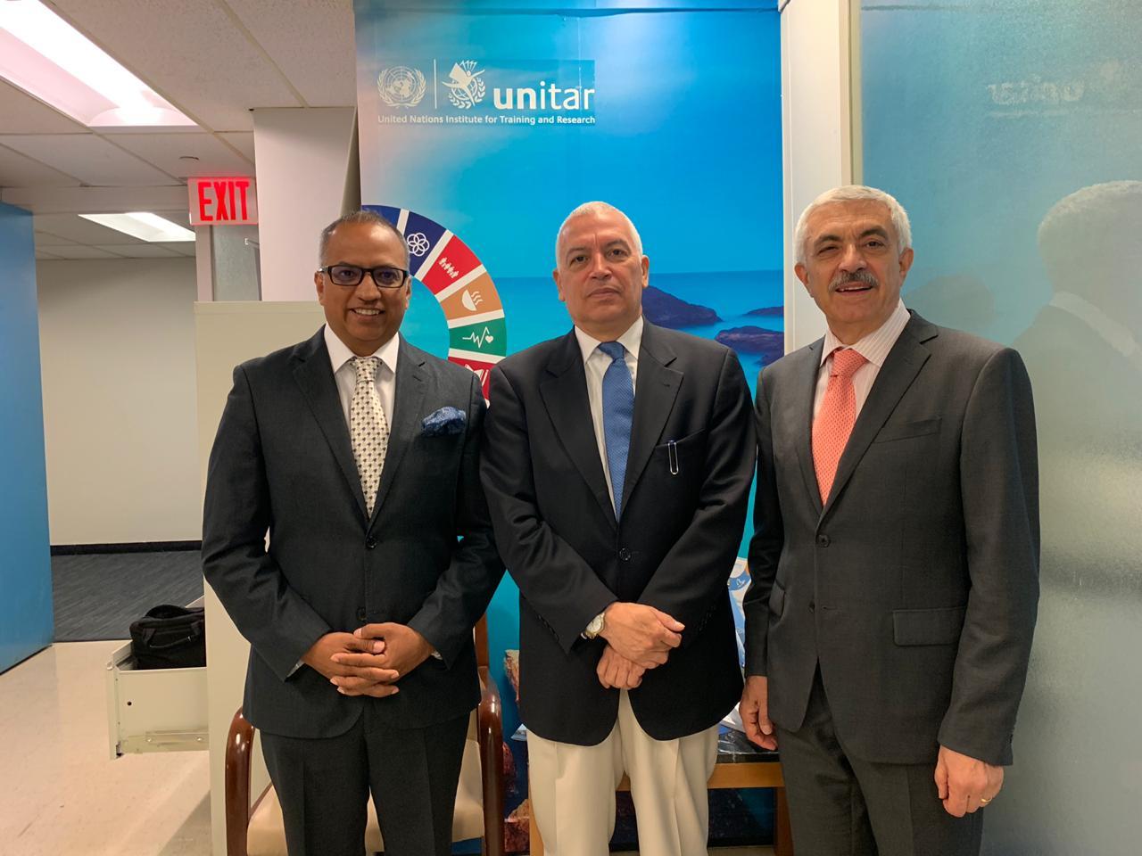 ICAP y UNITAR capacitarán a funcionarios diplomáticos en El Salvador, Guatemala y Honduras