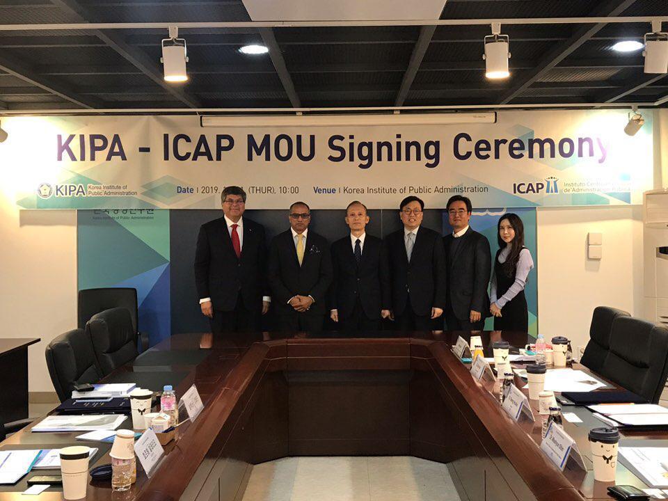 ICAP y KIPA fortalecen relación estratégica