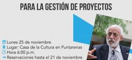 ICAP ofrecerá conferencia en Puntarenas sobre Habilidades Blandas para la Gestión de Proyectos