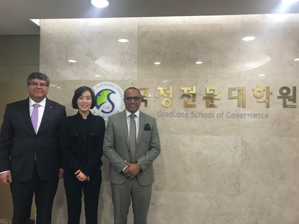 ICAP amplía vínculos de cooperación con Asia