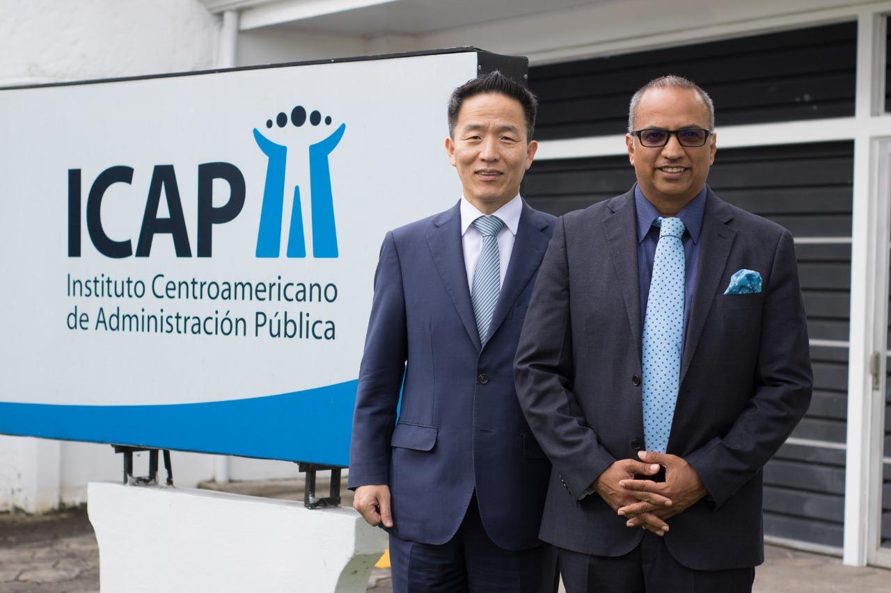 ICAP y Corea estrechan cooperación estratégica