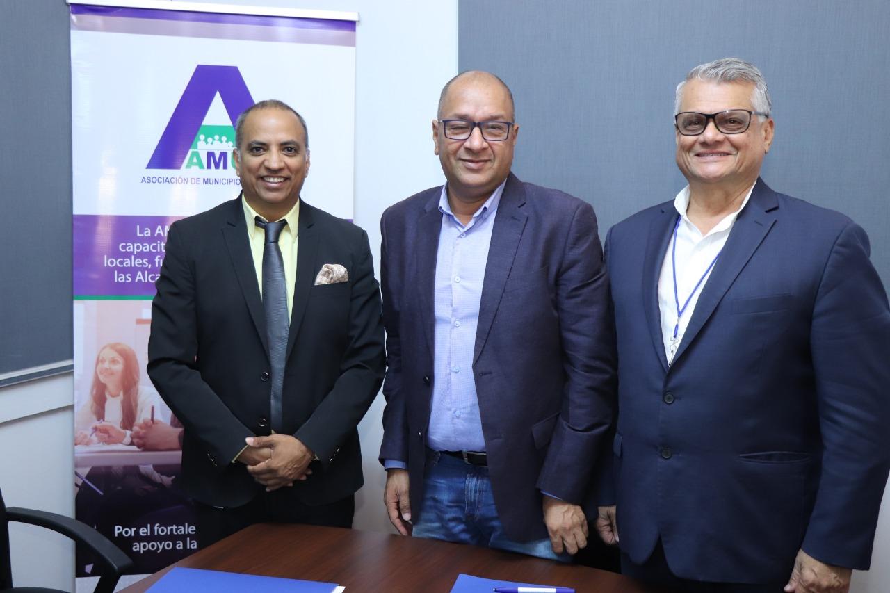 ICAP potenciará capacidades organizacionales, técnicas y estratégicas de AMUPA