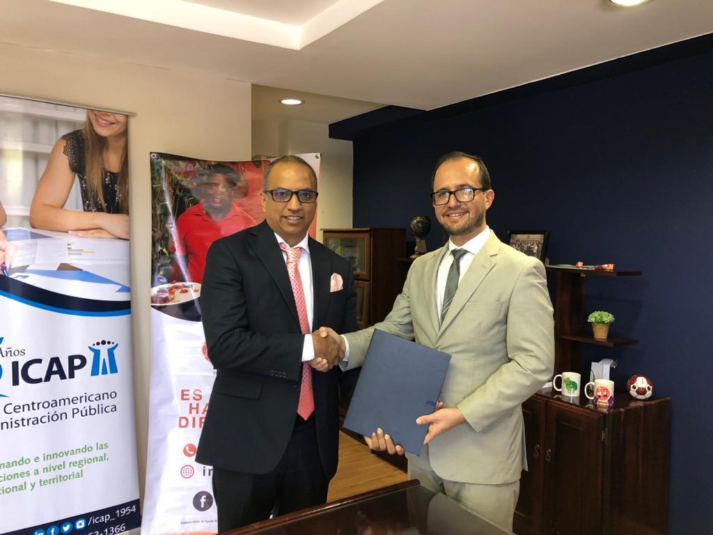 ICAP impulsará capacidades técnicas e institucionales del IMAS