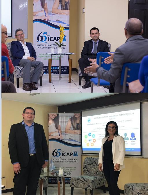ICAP promueve espacios de reflexión y análisis