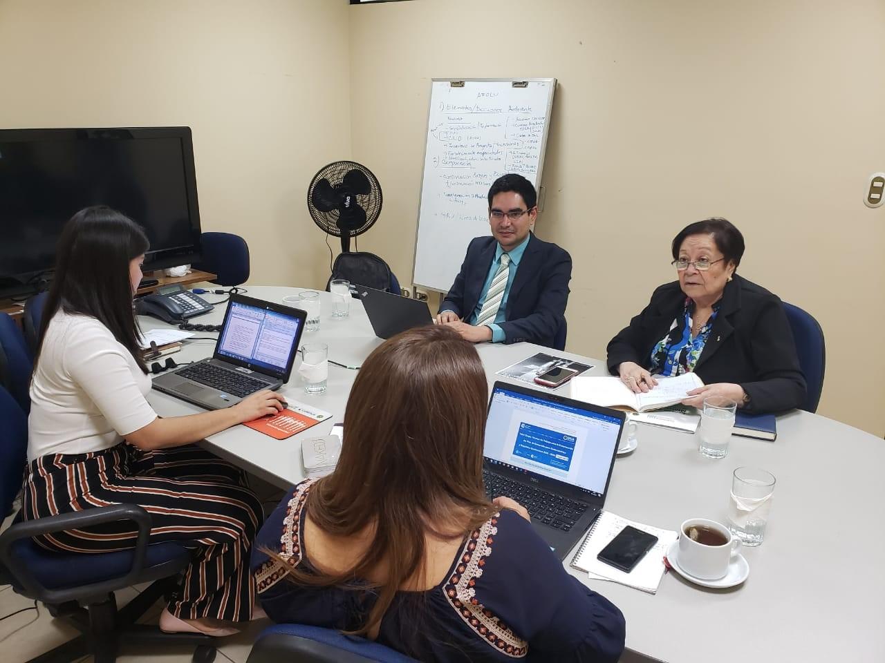 ICAP promueve el enfoque de equidad en la institucionalidad regional