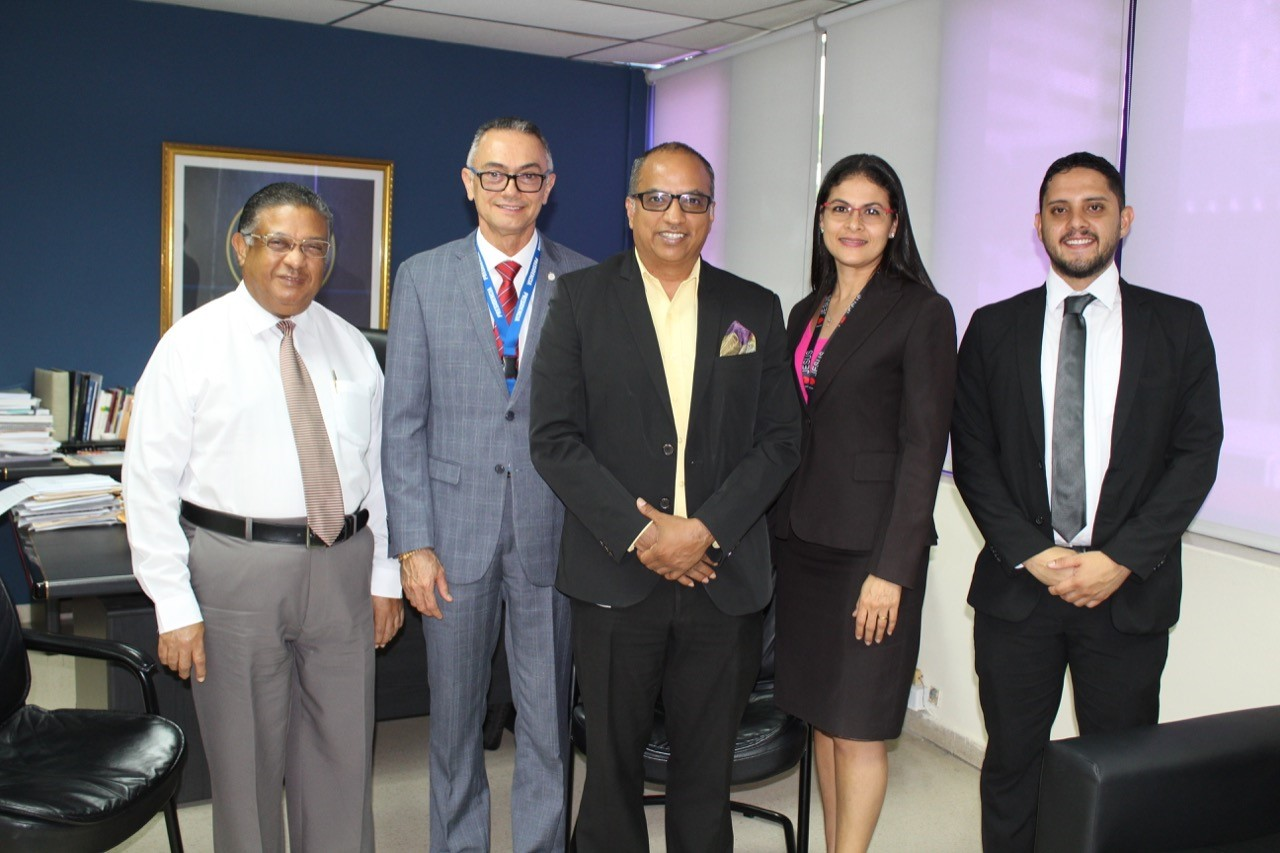 ICAP y DIGECA desarrollarán programa de certificaciones para servidores públicos panameños