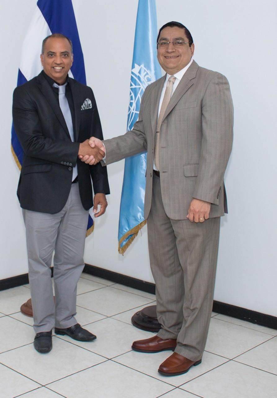 Nicaragua e ICAP estrechan cooperación estratégica