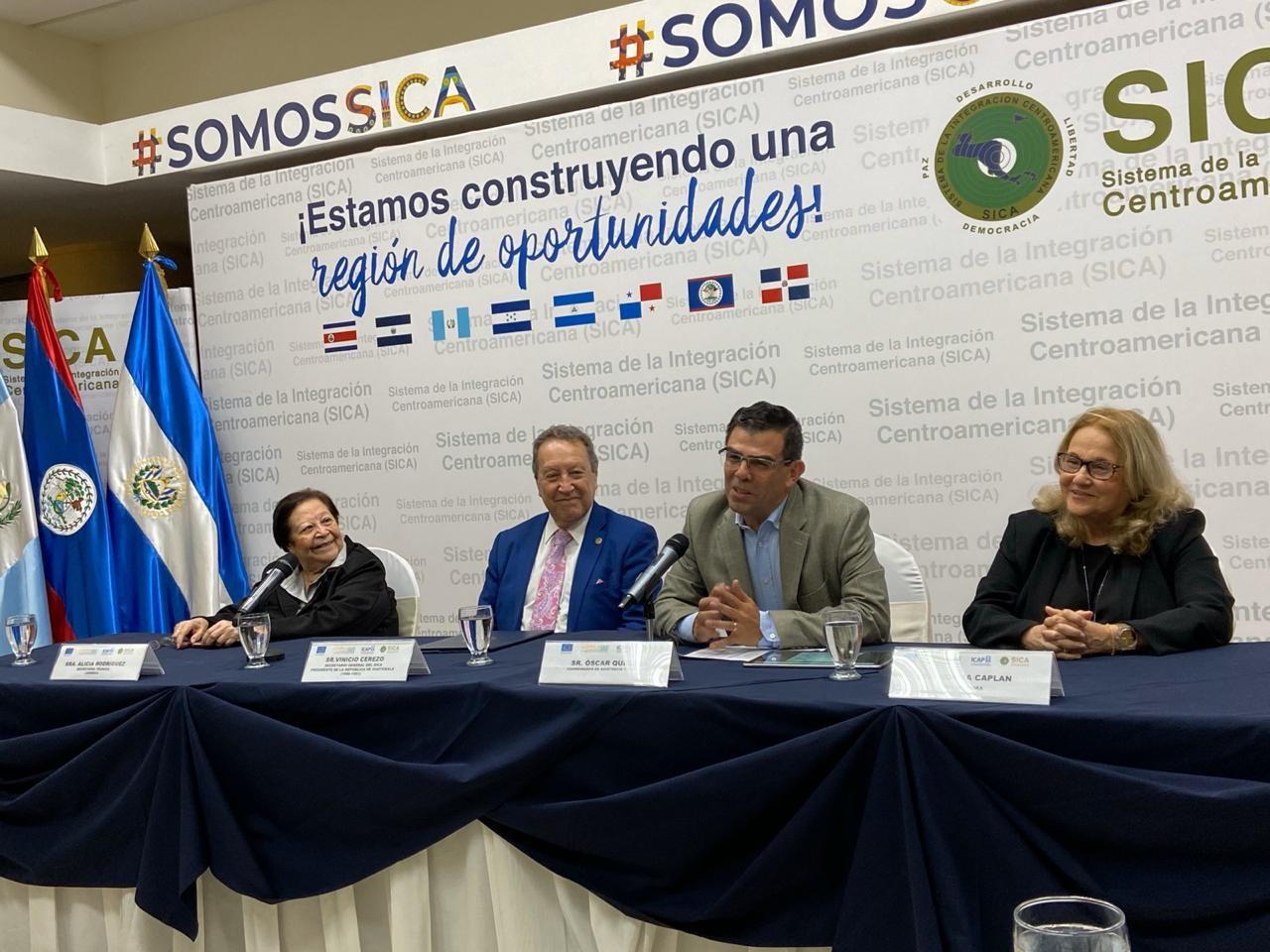 Institucionalidad SICA propicia agenda regional con enfoque de gestión por resultados con equidad en Centroamérica
