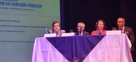 """Innovar es crear valor público: expresó Francisco Javier Velásquez Lopez, Secretario General del CLAD, en la conferencia """"Innovación en la Función Pública"""""""