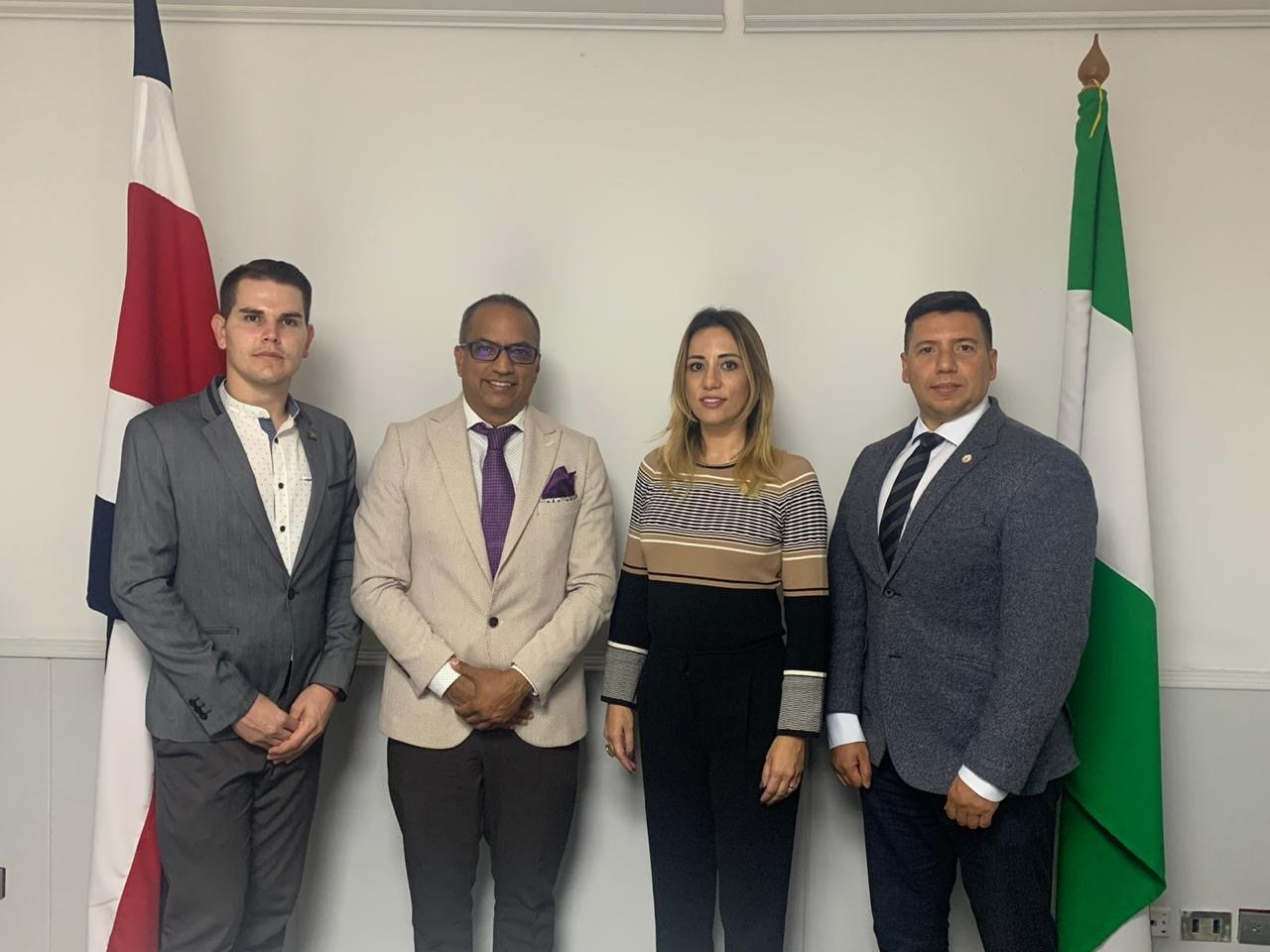 ICAP se reunió con diputada Ana Karine Niño para posibles espacios de cooperación internacional