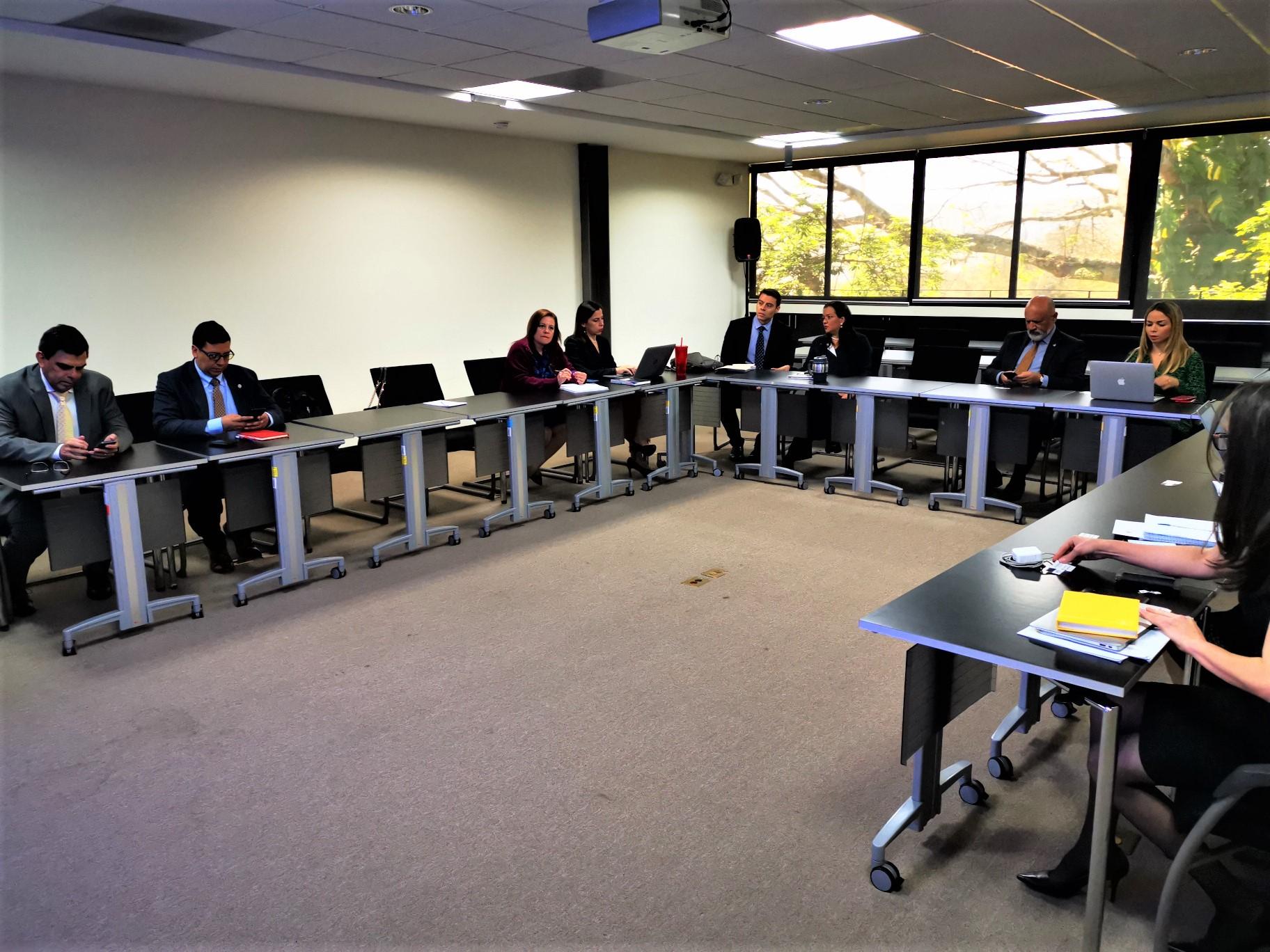 ICAP, IEESFORD y la Secretaría de Innovación de El Salvador propiciarán una agenda conjunta de formación e innovación