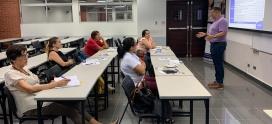 Doctorado ICAP realiza gira de promoción en Guanacaste