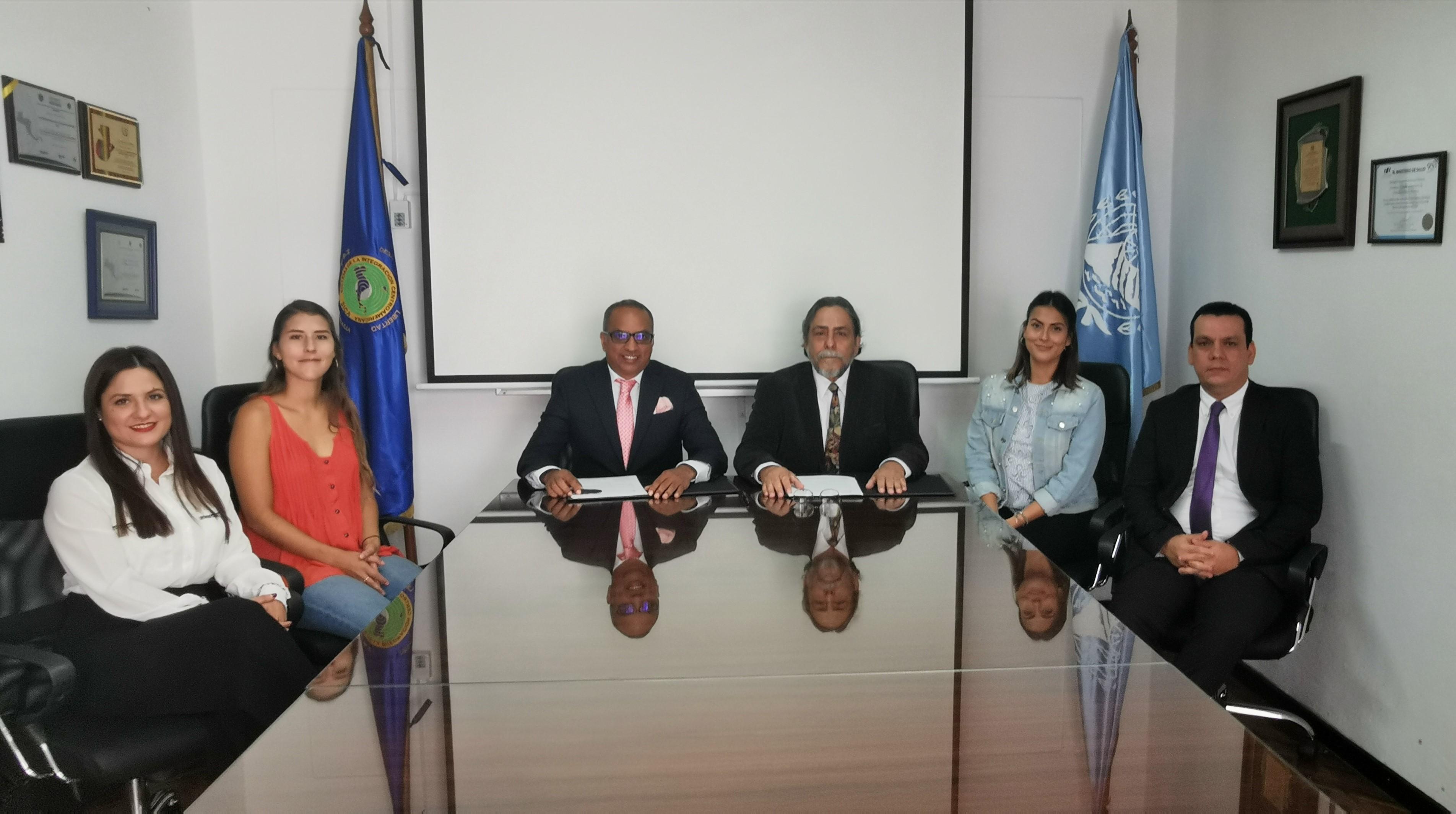 ICAP y la Alianza Nacional Ríos y Cuencas de Costa Rica unirán esfuerzos en apoyo a la Agenda 2030