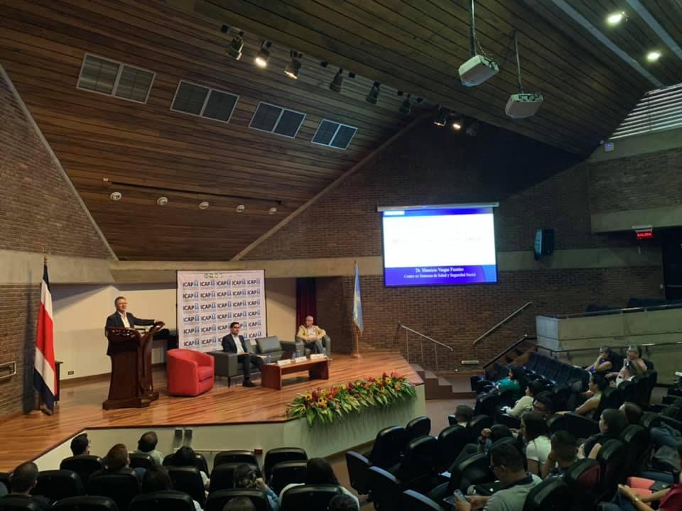 ICAP expuso sus programas académicos en el Open House: Desafíos de la Gestión Pública