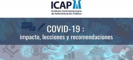 COVID-19: impacto, lecciones y recomendaciones