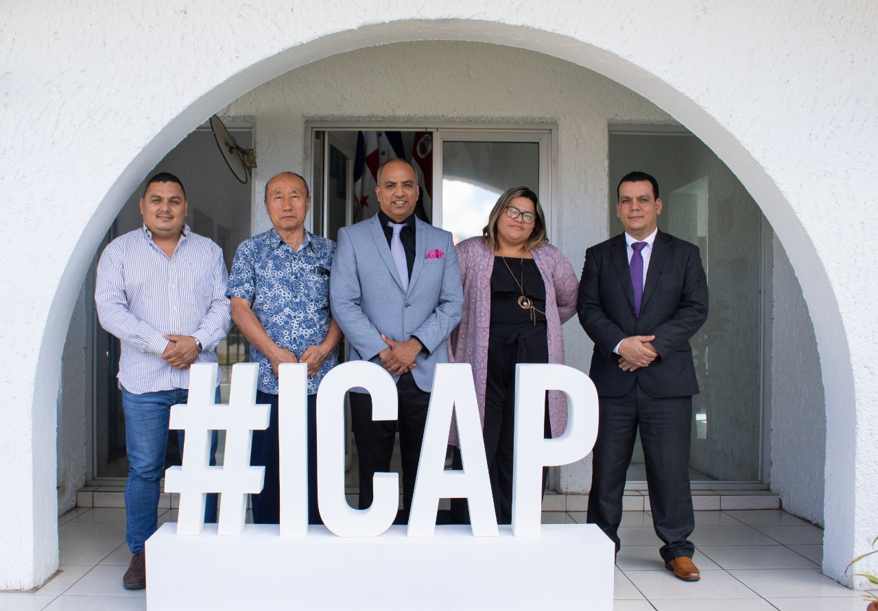 ICAP se reunió con Municipalidad de Quepos para iniciar procesos de cooperación