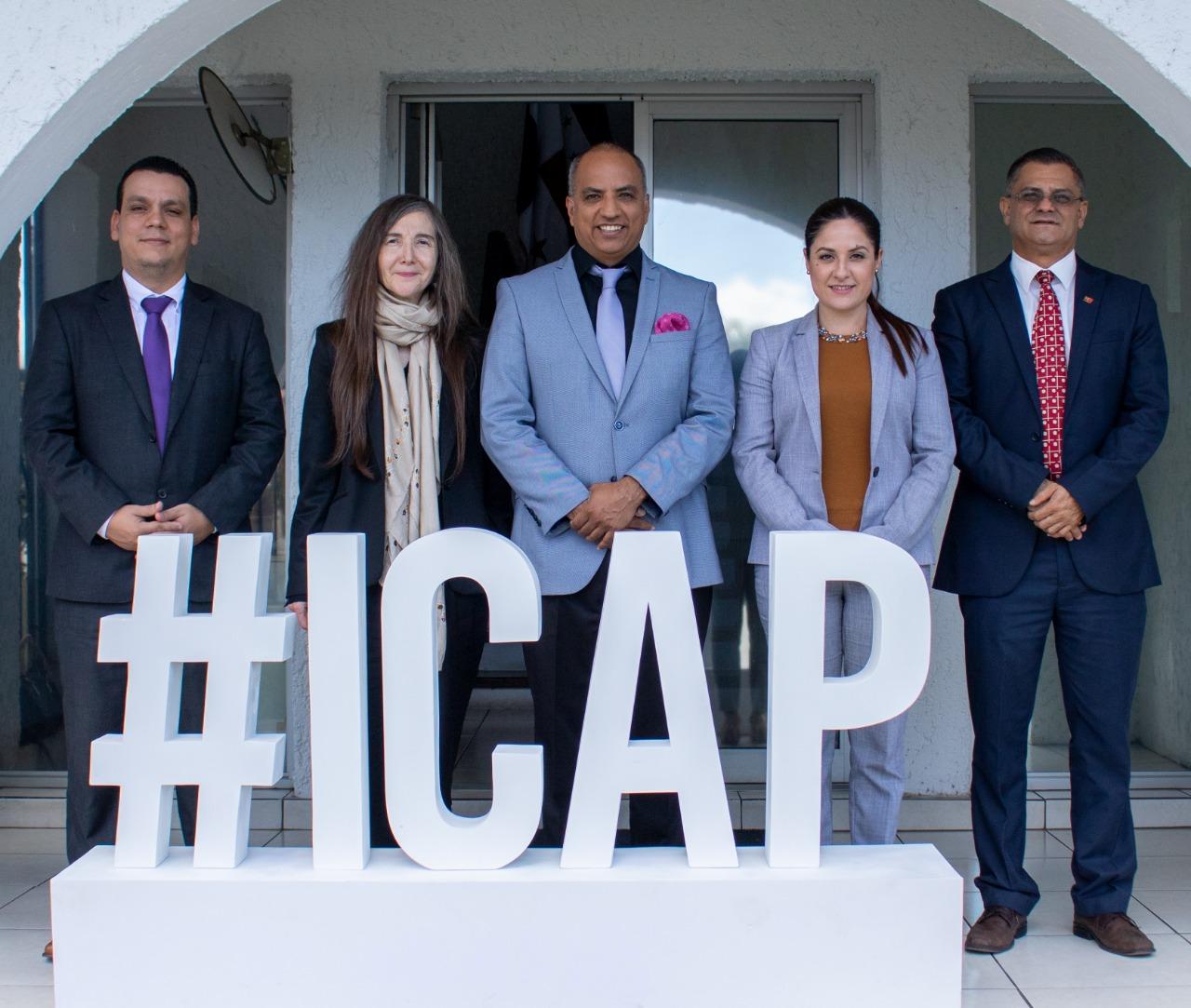 ICAP y Embajada de la República de Turquía definen hoja de ruta para proyectos de cooperación