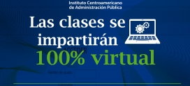 ICAP mantiene activos sus programas académicos en Centroamérica y República Dominicana mediante la modalidad virtual