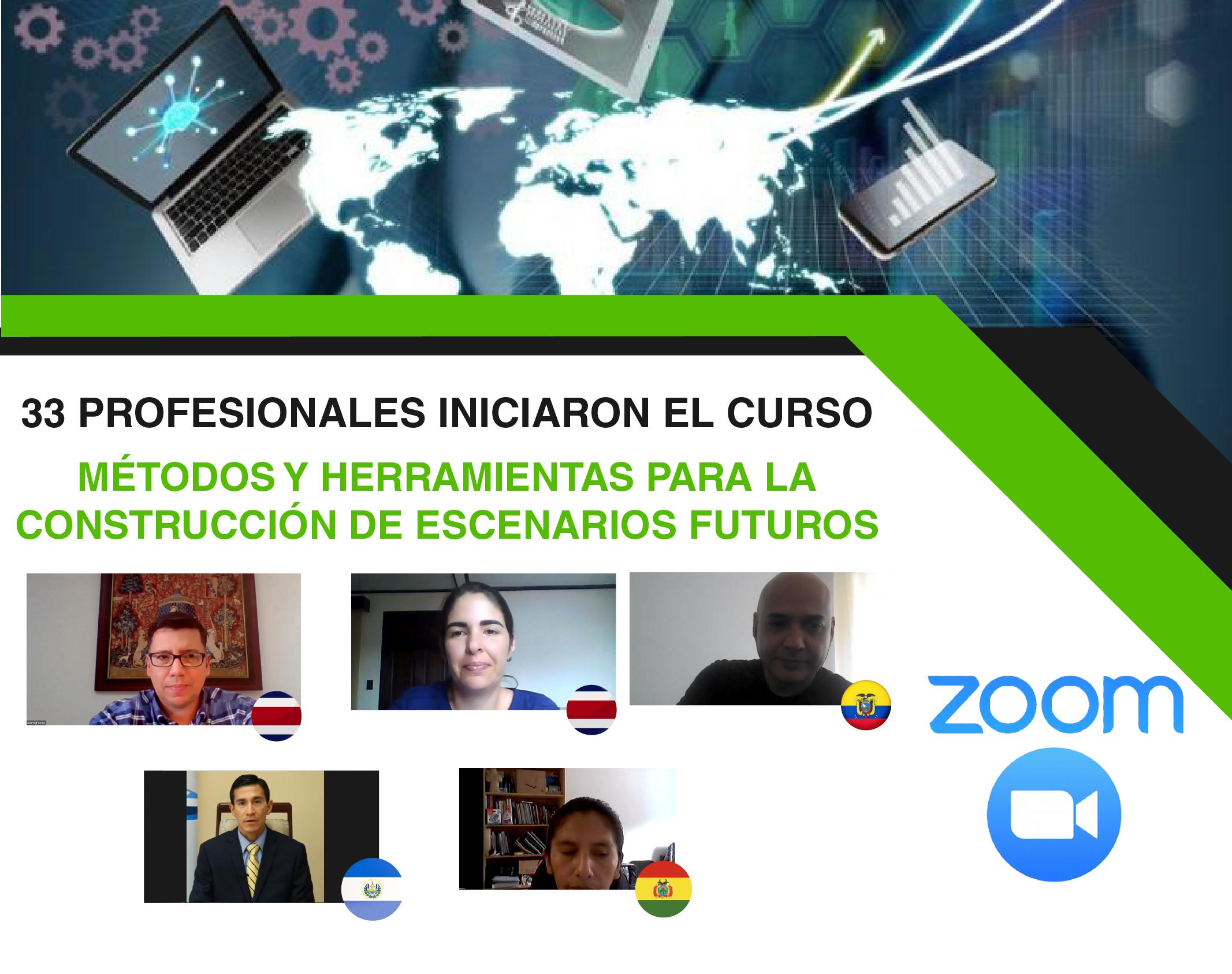 ICAP implementó capacitación en América Latina para gestionar el Futuro