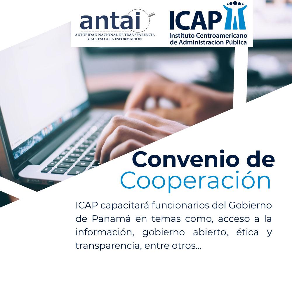 ICAP capacitará funcionarios del Gobierno de Panamá