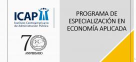 Banco Central de Honduras y el ICAP inauguraron la primera promoción del Programa de Especialización de Economía Aplicada