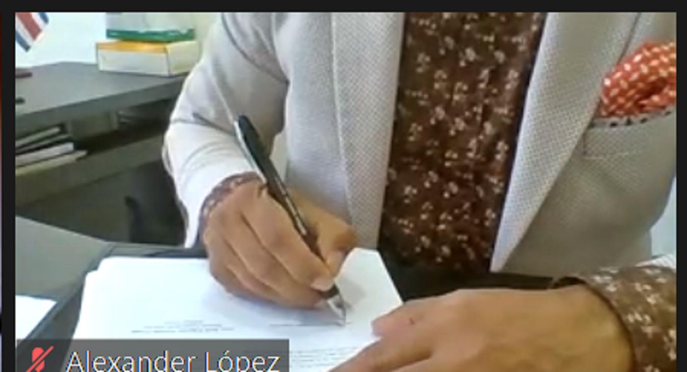 ICAP e INAP de México firman convenio de cooperación interinstitucional