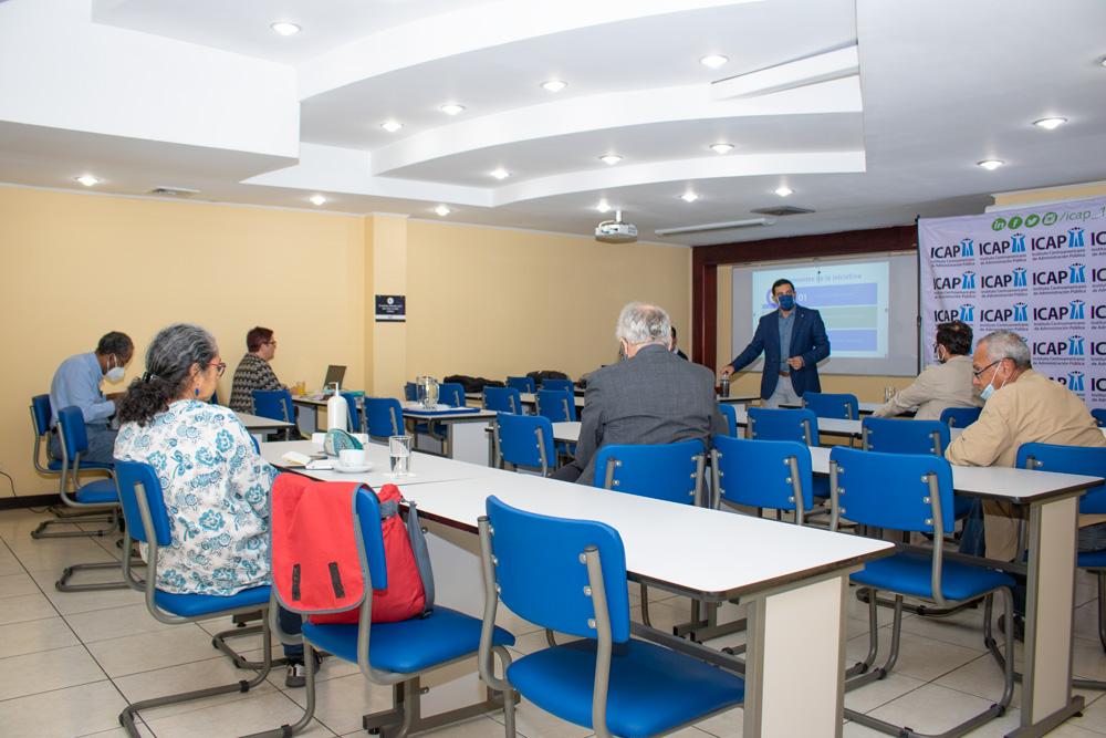 ICAP se reunió con representantes de la Comisión Nacional de Emergencias y expertos en Gestión del Riesgo de Costa Rica