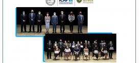 ICAP y Banco Central de Honduras gradúan primera promoción de la Especialización en Economía Aplicada.