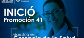 Promoviendo la formación de especialistas en salud con enfoque gerencial