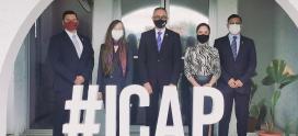 ICAP retoma agenda de trabajo con la República de Turquía
